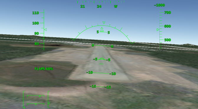 Idita-Type™: Google Flight Simulator and the Iditarod Air Force